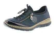 Rieker Damen Sneakerslipper